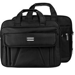 Vangoddy 2 in 1 Multipurpose Black Travel Carrying Oxford La