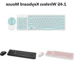 2.4G Gaming Keyboard and Mouse Set Multimedia Combo for PC L