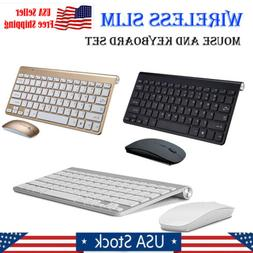 2 4g mini wireless keyboard and mouse