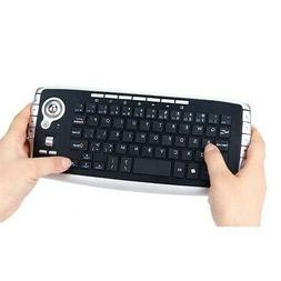 2.4G Mini Wireless Keyboard Multi-media Functional Trackball