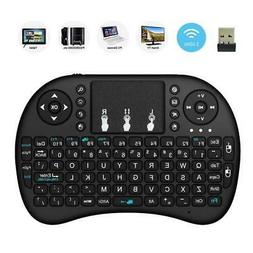 2.4G Mini Wireless Mini Wireless Keyboard with Touchpad for