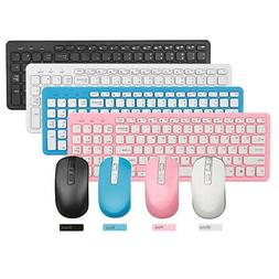 2.4G Multifunction Photoelectric Wireless Keyboard Mouse Kit