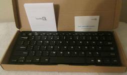 JETech 2.4G Ultra-Slim Wireless Keyboard for Windows with US