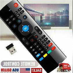 2.4G Universal Wireless Remote Control Keyboard Air Mouse Fo