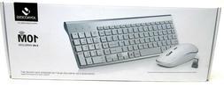 JOYACCESS 2.4G Wireless Compact Keyboard & Mouse Set JA-CB2