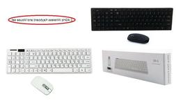 2.4G Wireless Keyboard and Mouse Combo Keyboard with Mouse f