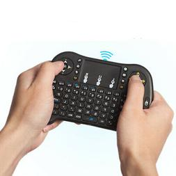 2.4G Wireless Mini Keyboard Touchpad Air Mouse for Android W