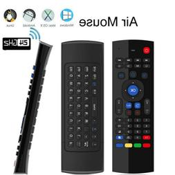 2.4G Wireless Remote Control Keyboard Air Mouse 2in1 for MXQ