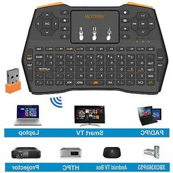 2 4ghz mini wireless keyboard air mouse