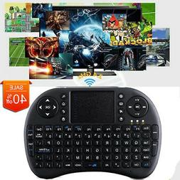 2.4GHz Mini Wireless Keyboard Mouse Air Mouse Mice Touchpad