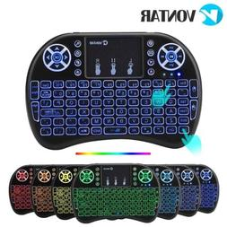 Mini Wireless Keyboard Touchpad Air Mouse Remote For Android