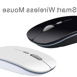 2.4GHz Silent USB Wireless 1600DPI Optical Pro Gaming Mouse
