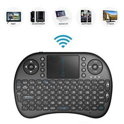 2.4GHz Wireless Keyboard with Touch Pad For SONY BRAVIA KD43