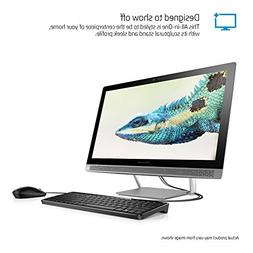 """2017 Newest Edition HP 24"""" FHD High Performance WLED-Backlit"""