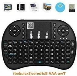2019 I8 Mini Wireless Keyboard 2 4GHz Wireless