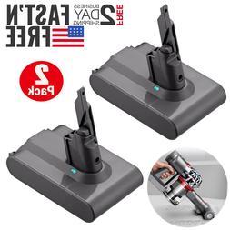 2X For Dyson V7 Trigger Hepa Animal Vacuum Cleaner 21.6V 4.0