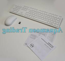 New 5T11R Wireless BRANCO Keyboard WK636/p Mouse MWM116p Rec