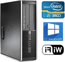HP 8300 4K Gaming Computer Intel Quad Core i5 upto 3.6GHz, 8