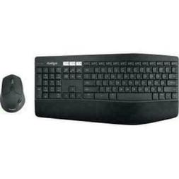 Logitech 920-008219 MK850 Bluetooth Wireless Keyboard/Mouse