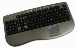 Adesso Win-Touch Pro USB Keyboard with Wristsaver