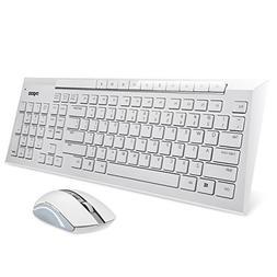 Auawak Rapoo 8200P 5G Multimedia Programmable Wireless Keybo