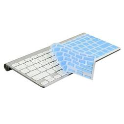 BLUE Silicone Skin for APPLE Wireless Keyboard
