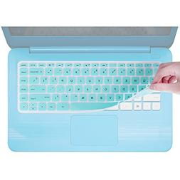 FORITO Keyboard Cover Compatible for HP Stream 14 Inch Lapto