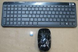 Genuine HP SK-2063 801524-001 Wireless Keyboard & Mouse w/US