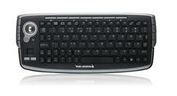 Iogear 2.4ghz Wireless Keyboard With Optical Trackball + Scr