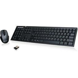 Iogear GKM552R Long Range 2.4 GHz Wireless Keyboard and Mous
