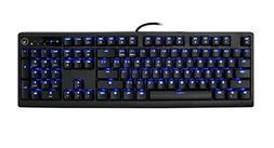 Iogear - Kaliber Gaming Mechlite Gaming Keyboard - Black