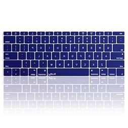 Kuzy - NAVY BLUE Keyboard Cover for MacBook Pro 13 inch A170