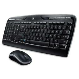 Logitech 920-002836 Wireless Desktop MK320 - Keyboard and mo