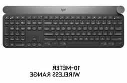 Logitech Craft Advanced Creative Input Dial Backlit Keys Wir