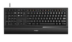 Logitech Illuminated Ultrathin Keyboard K740 with Laser-etch