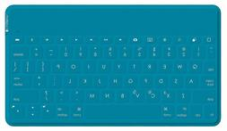 Logitech - Keys-to-go Portable Keyboard For All Apple® I