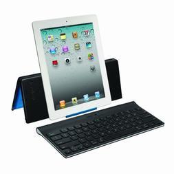 Logitech Tablet - keyboard and folio case  -