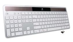 Logitech Wireless Solar Keyboard K750 for Mac - Retail Box -