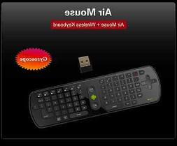 Measy RC11 Air Mouse 2.4G USB Wireless Keyboard Remote 4 TV