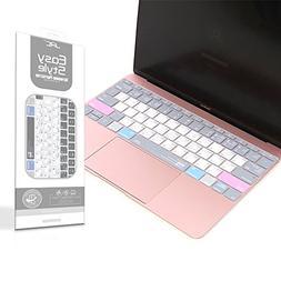 Premium Shortcut Hot Keys Keyboard Cover Skin for MacBook Pr