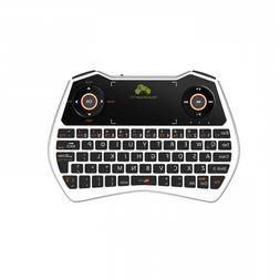 Rii i28c Mini Wireless Touchpad Keyboard Combo Branded Total
