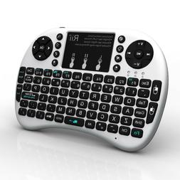 Rii i8+ Mini 2.4Ghz Wireless Keyboard Touchpad For Kodi Rasp