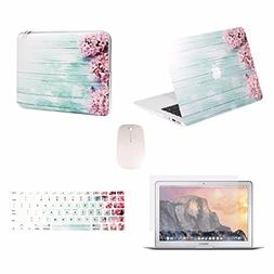 TOP CASE - 5 in 1 Graphics Matte Case, Keyboard Cover, Scree