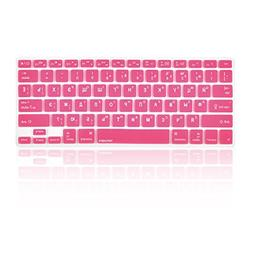TOP CASE - Russian/English Letter Keyboard Cover Skin Compat