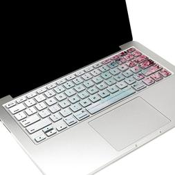 TOP CASE - Silicone Keyboard Cover Compatible with Macbook 1