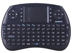 WOSUNG Wireless Mini Keyboard with Mouse Combo Work for Andr