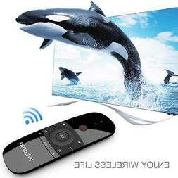 Wechip W1 2 4G Air Mouse Wireless Keyboa