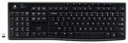 Wholesale CASE of 5 - Logitech K270 Wireless Keyboard -Wirel