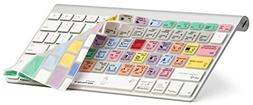 Logickeyboard Skin Compatible with Apple Adobe Photoshop CC