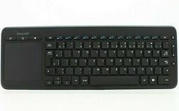 Microsoft All-in-One Media Keyboard Wireless For Windows PCs